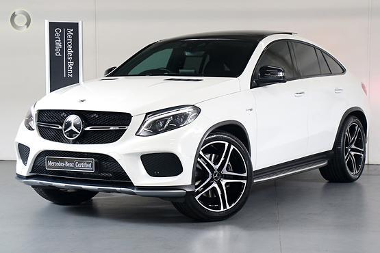 2018 Mercedes-Benz GLE 43 AMG