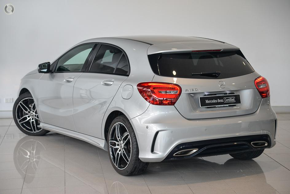 2017 Mercedes-Benz A 180 Hatch