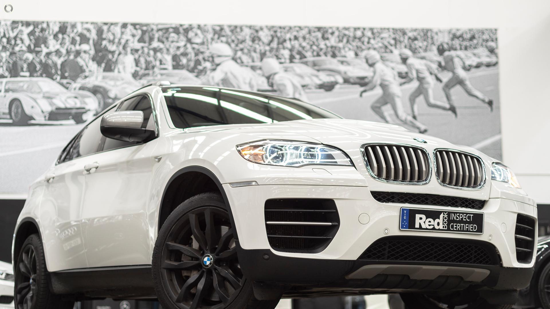 2012 BMW X6 M50d E71 LCI