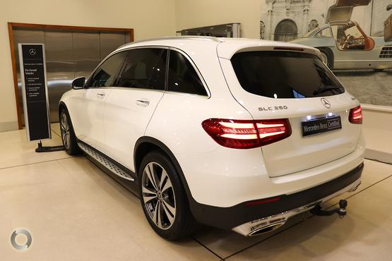2017 Mercedes-Benz GLC 250