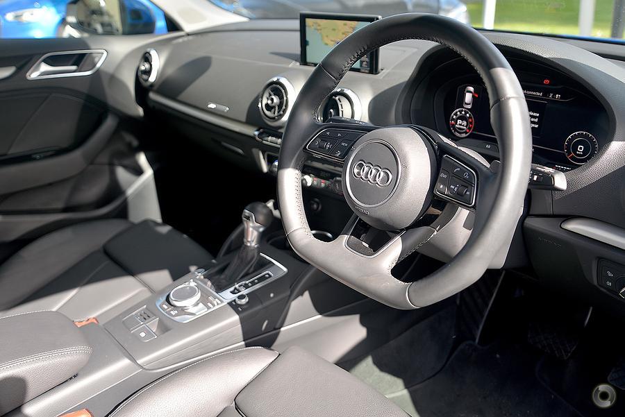2018 Audi A3 Sport 8V