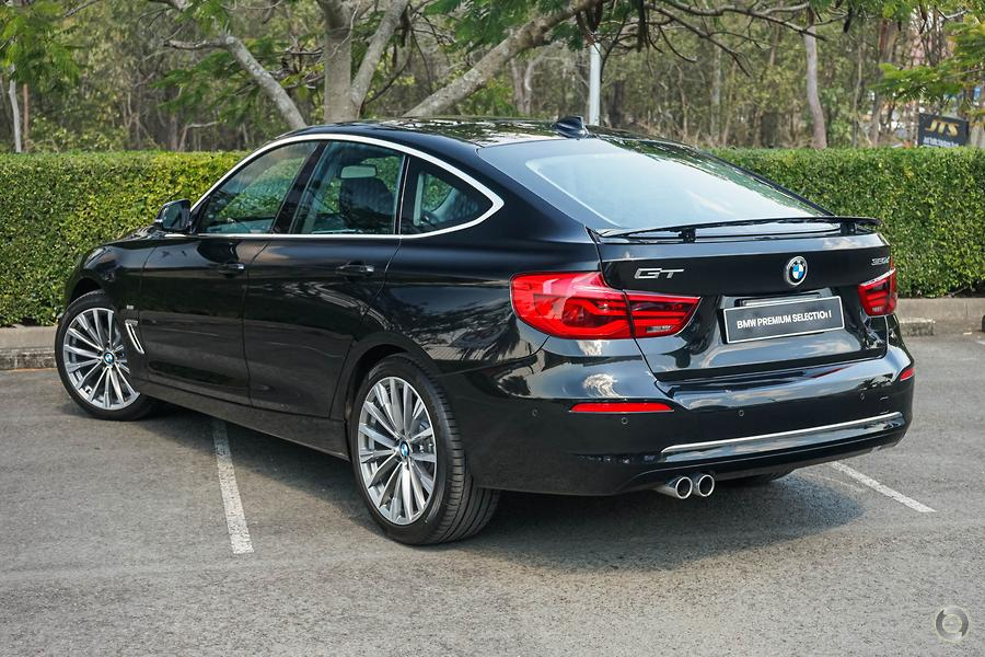 2017 BMW 320d Luxury Line