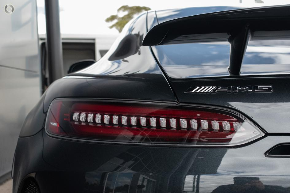 2019 Mercedes-Benz AMG GT Coupe