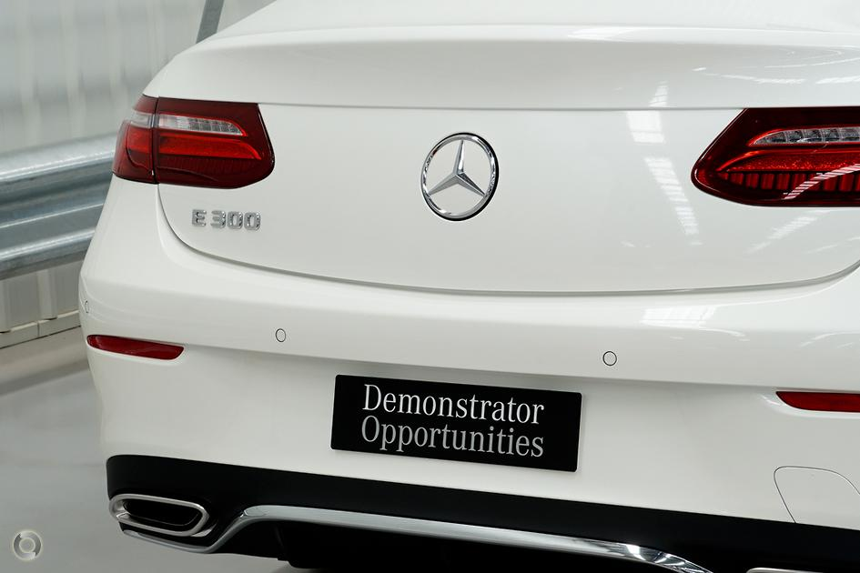 2019 Mercedes-Benz E 300 Coupe