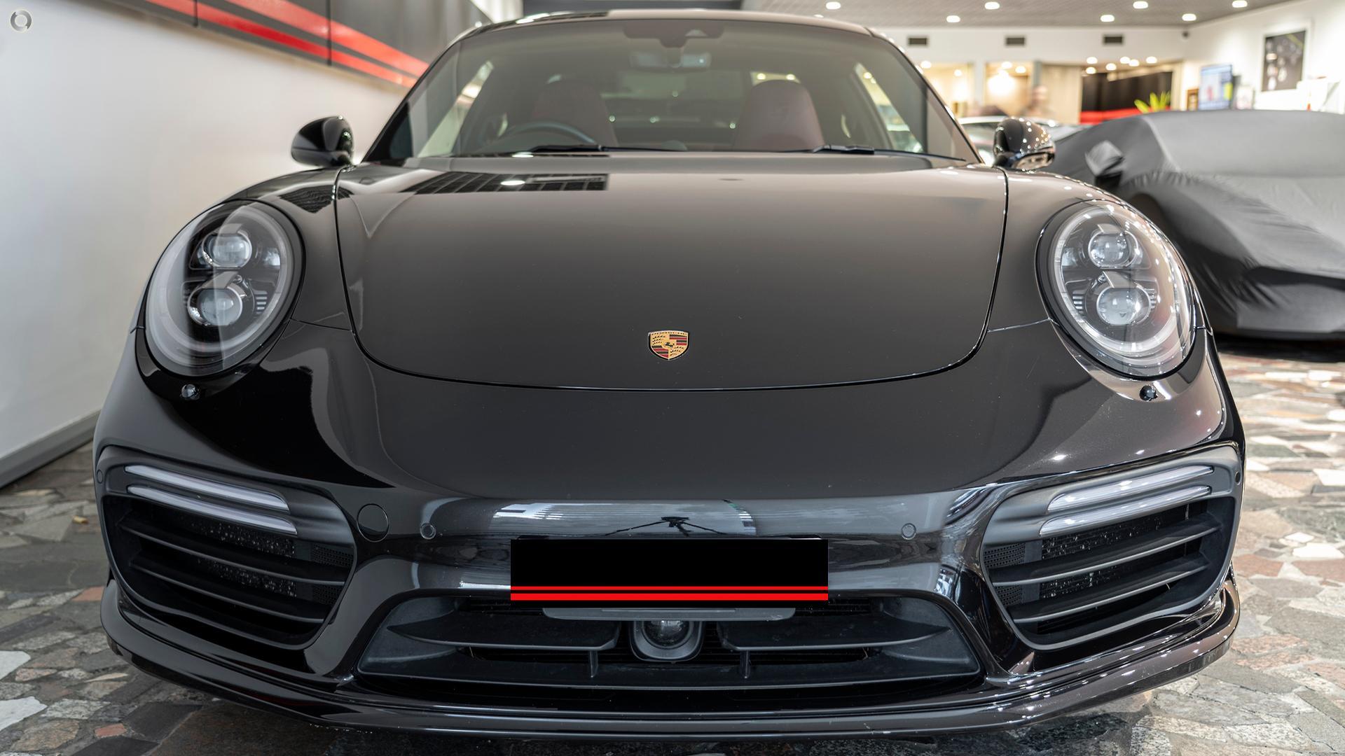 2016 Porsche 911 Turbo S 991