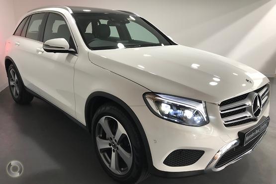 2018 Mercedes-Benz GLC 200