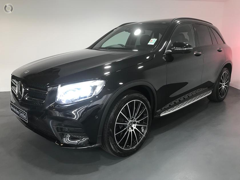 2018 Mercedes-Benz GLC 350 D Wagon