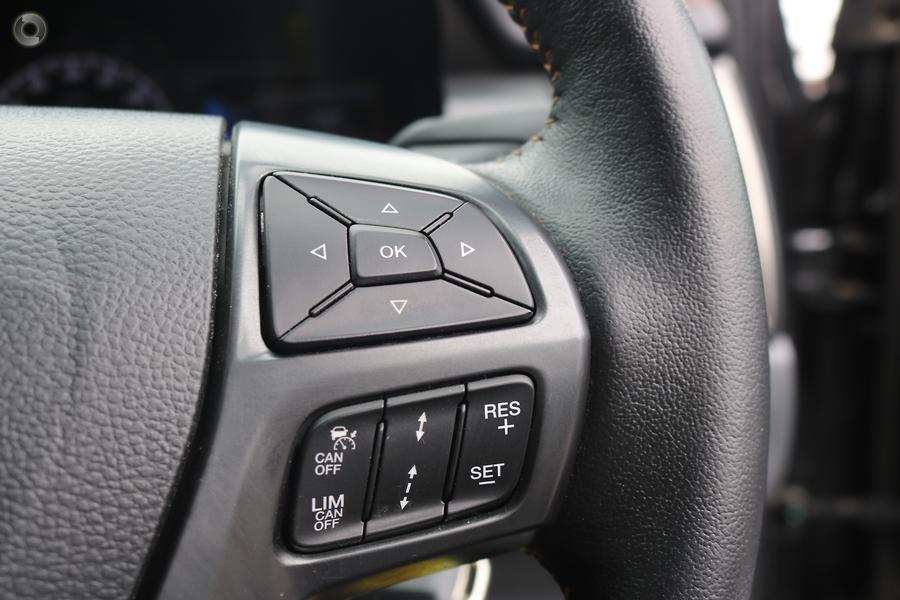 2016 Ford Ranger >> 2016 Ford Ranger Wildtrak Px Mkii Camden Valley Isuzu