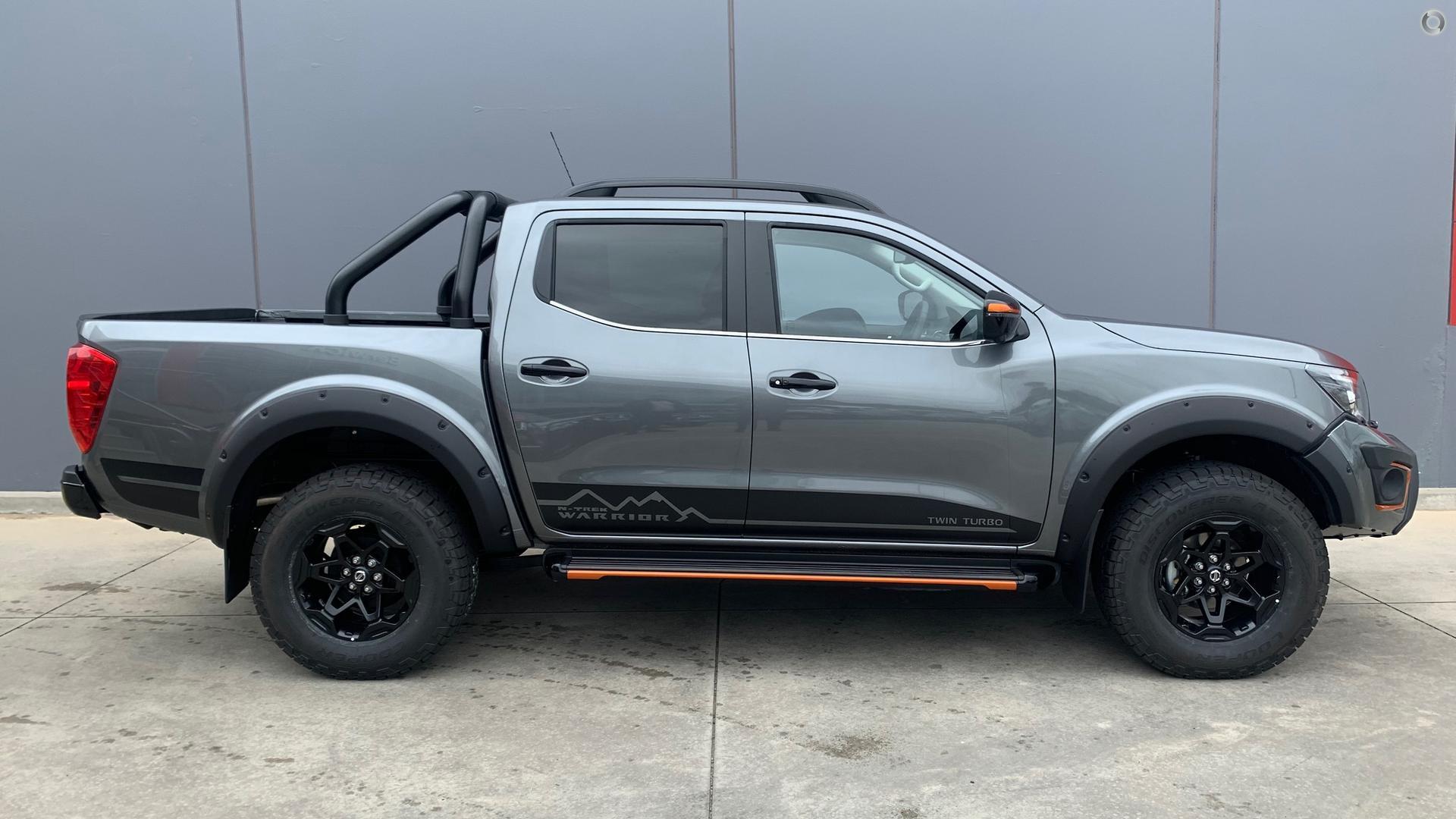 2019 Nissan Navara N-TREK Warrior D23 Series 4