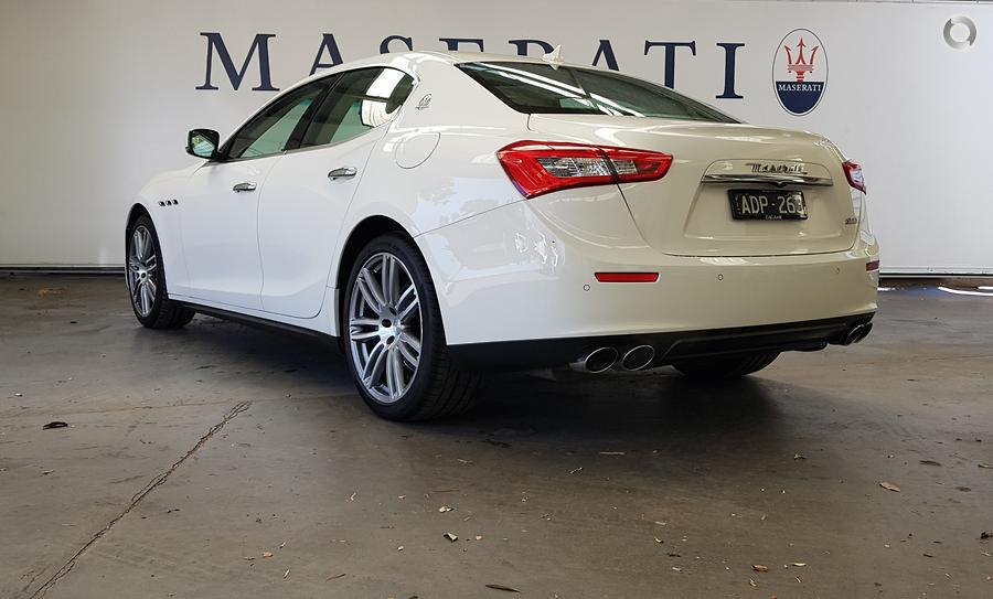 2015 Maserati Ghibli  M157