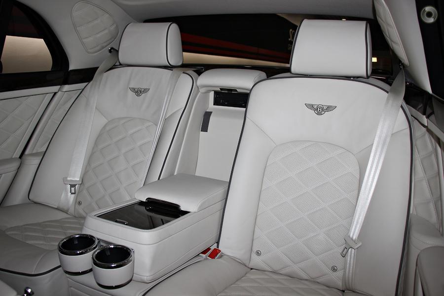 2015 Bentley Mulsanne  3Y