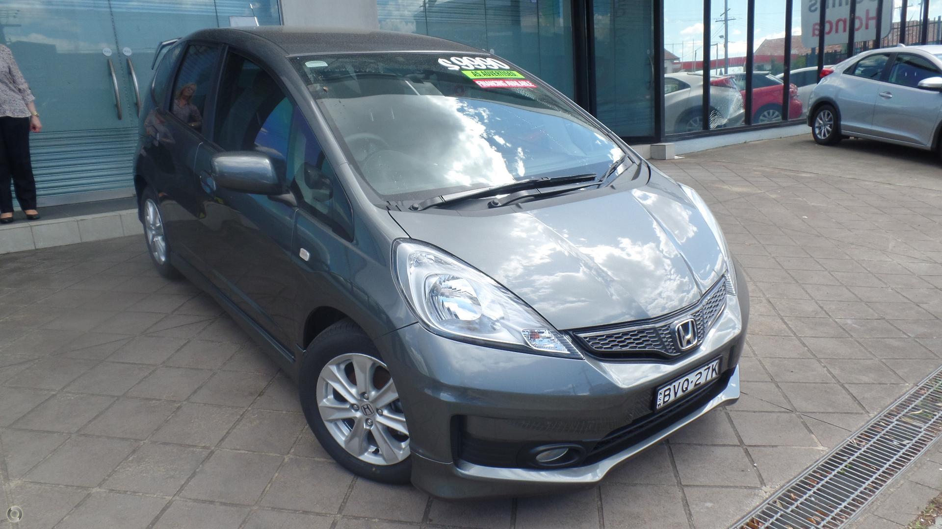 2011 Honda Jazz GE