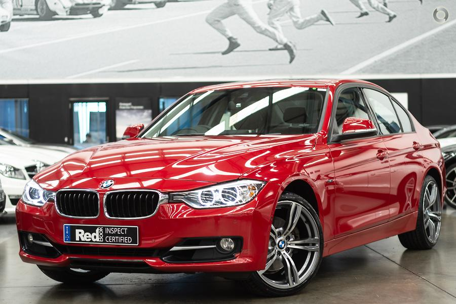 2015 BMW 3 Series 328i Sport Line F30