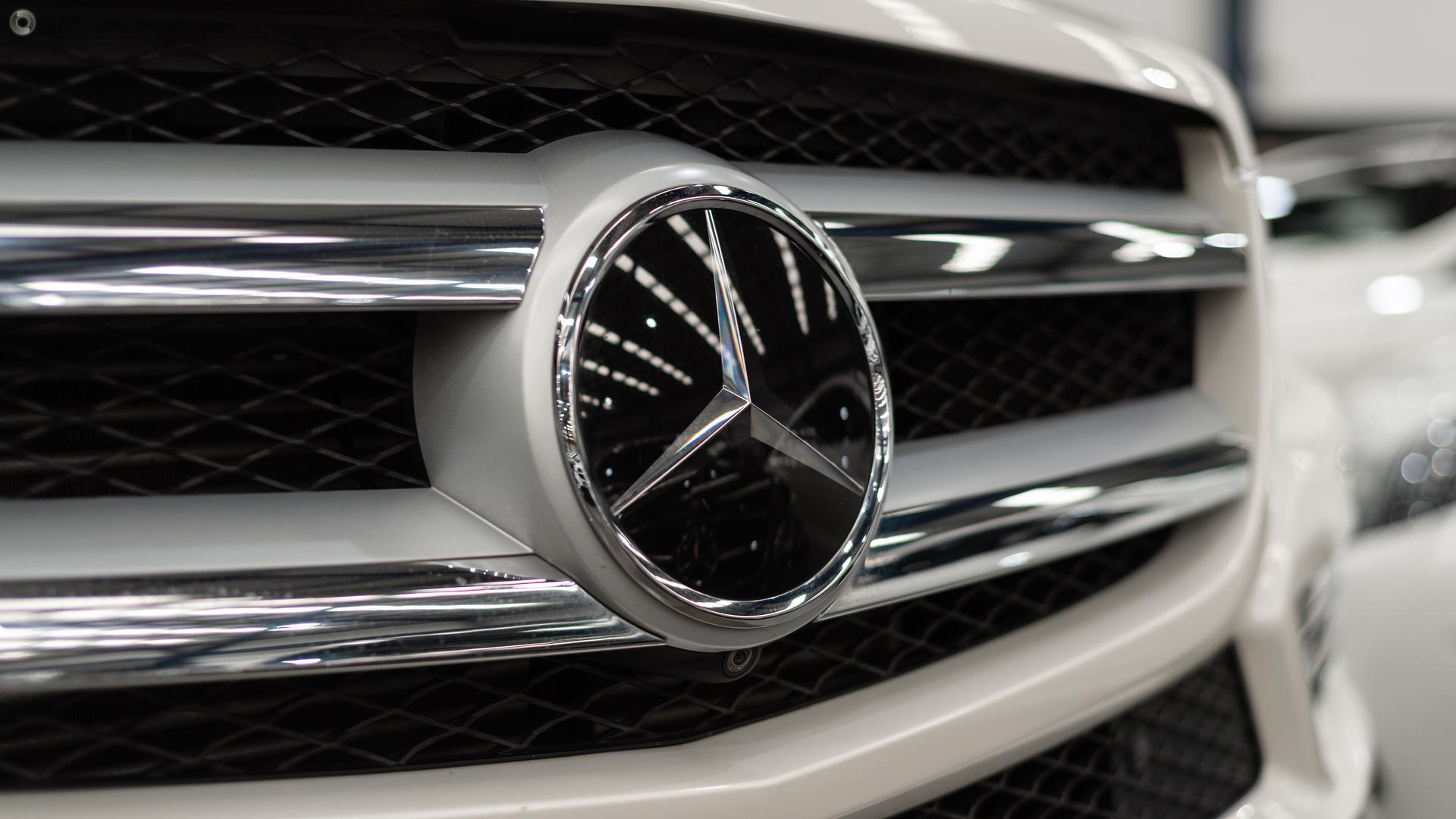 2013 Mercedes-Benz GL-Class GL350 BlueTEC X166