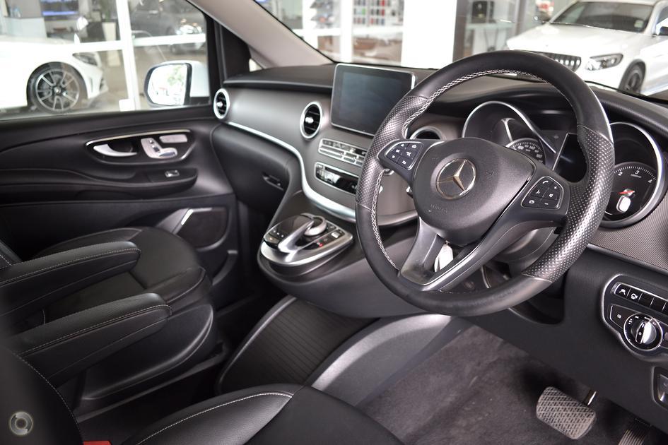2017 Mercedes-Benz V 250 D AVANTGARDE Wagon