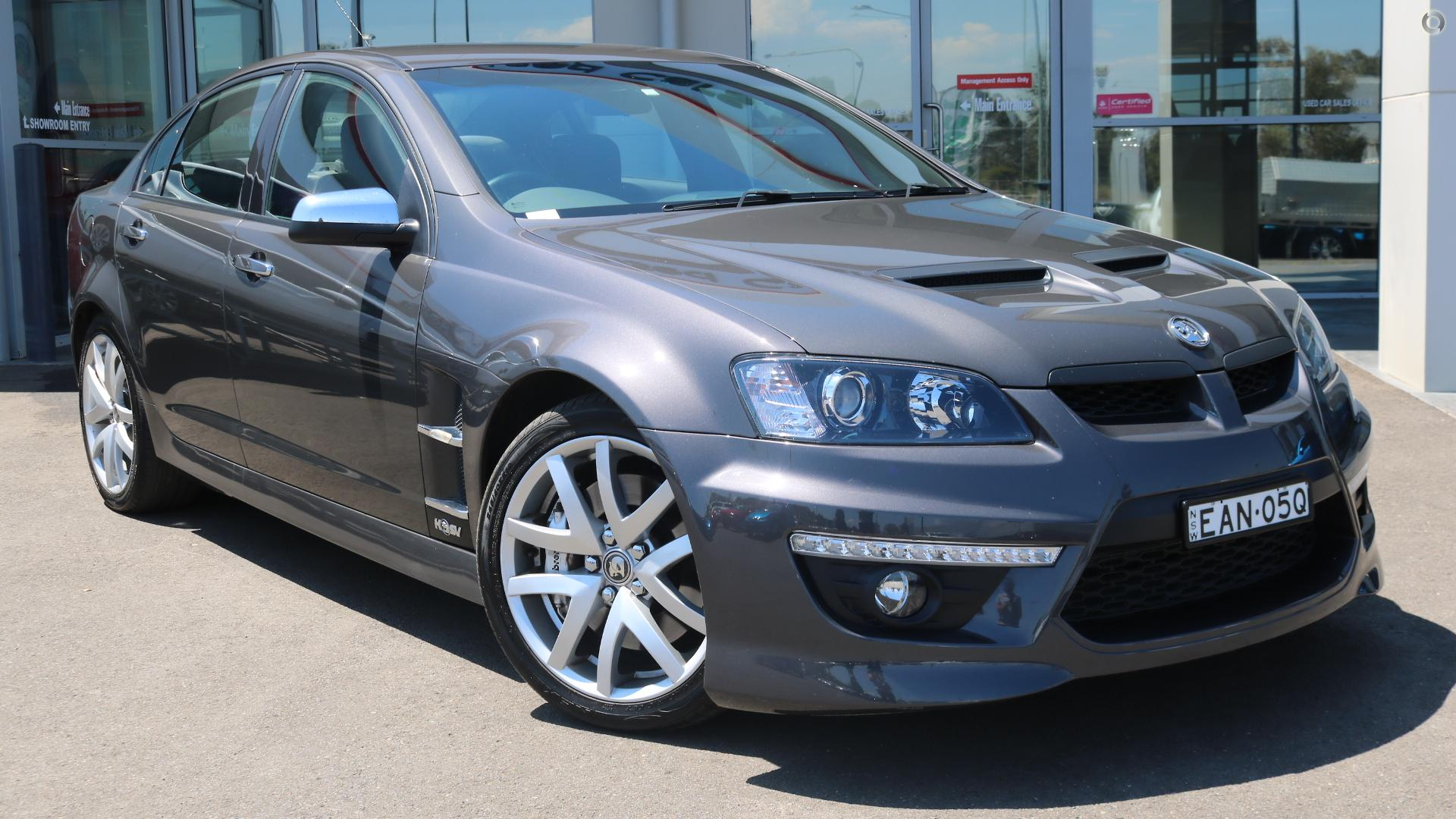 2010 Holden Special Vehicles Clubsport R8 E Series 2