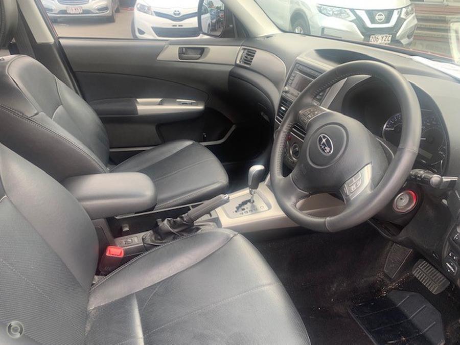 2010 Subaru Forester X S3