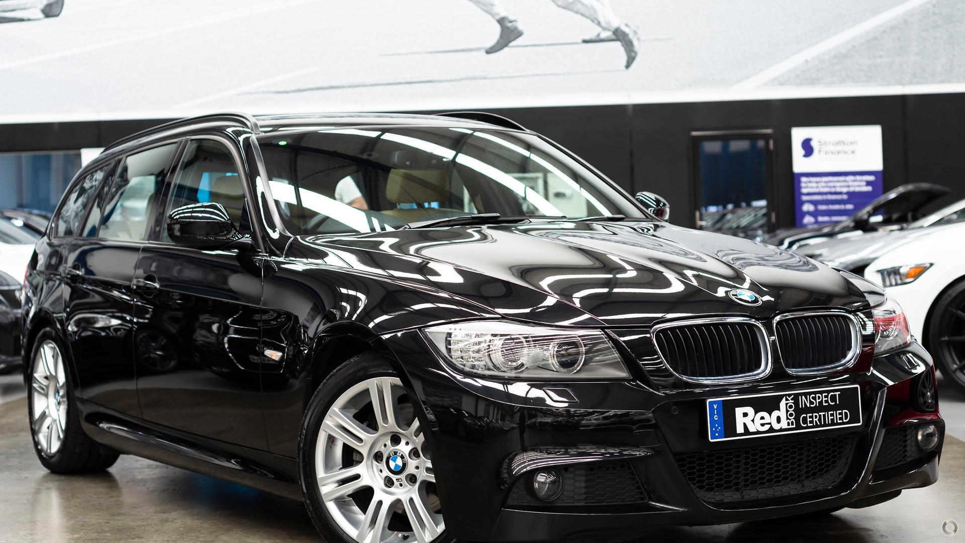 2012 BMW 320i  F31