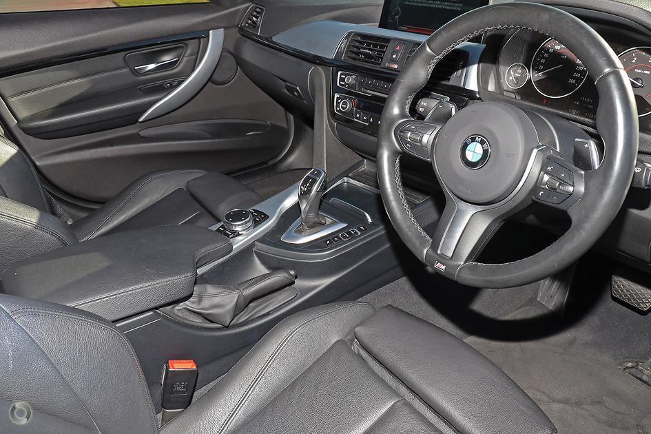 2015 Bmw 320 D M SPORT Sedan