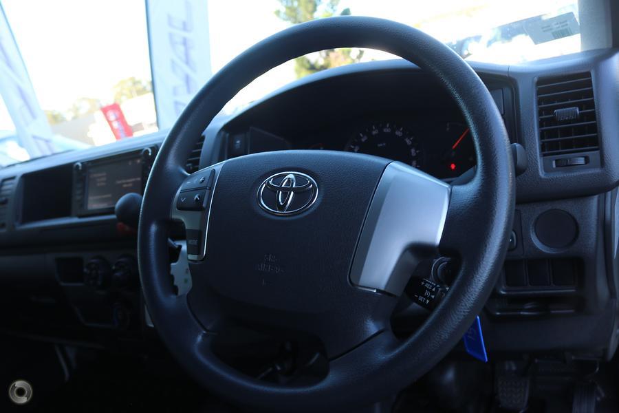 2018 Toyota Hiace  KDH221R
