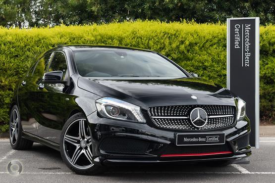 2015 Mercedes-Benz A 250 SPORT