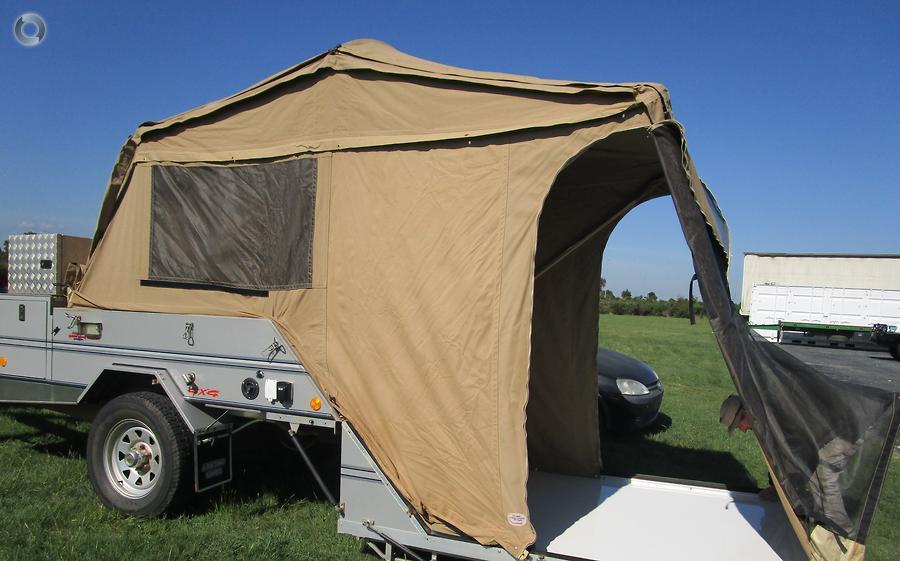 2009 Aussie Camper Trailers Ultra