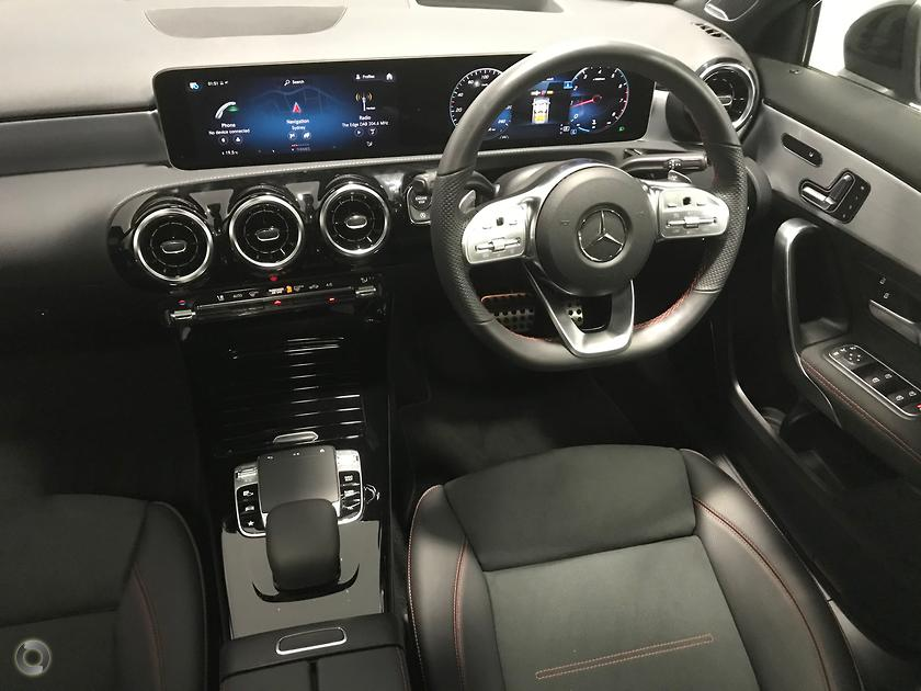 2019 Mercedes-Benz A 180 Hatch