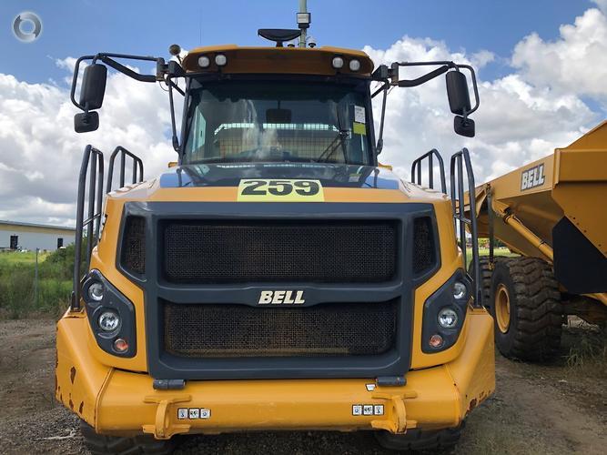 2016 Bell B30E