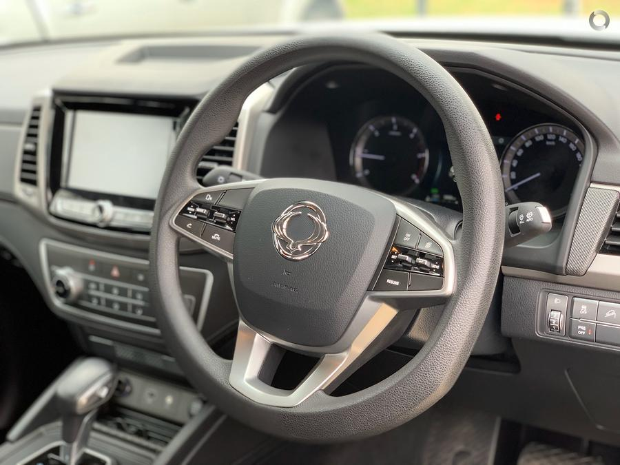 2019 SsangYong Musso Ultimate Q200