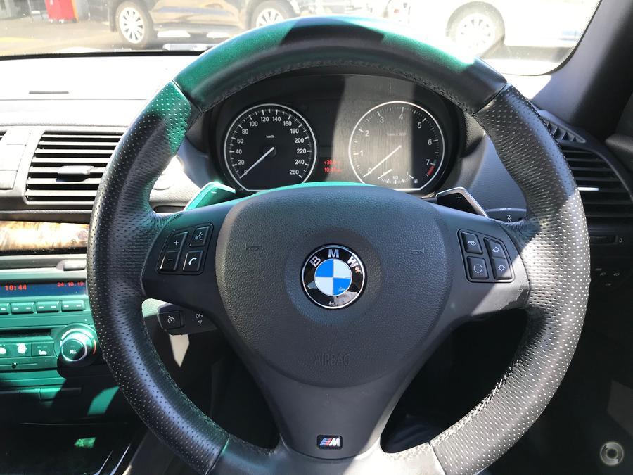 2011 BMW 125i  E82