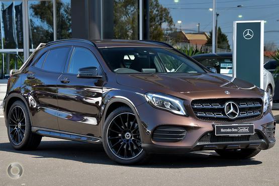 2018 Mercedes-Benz GLA 220 D