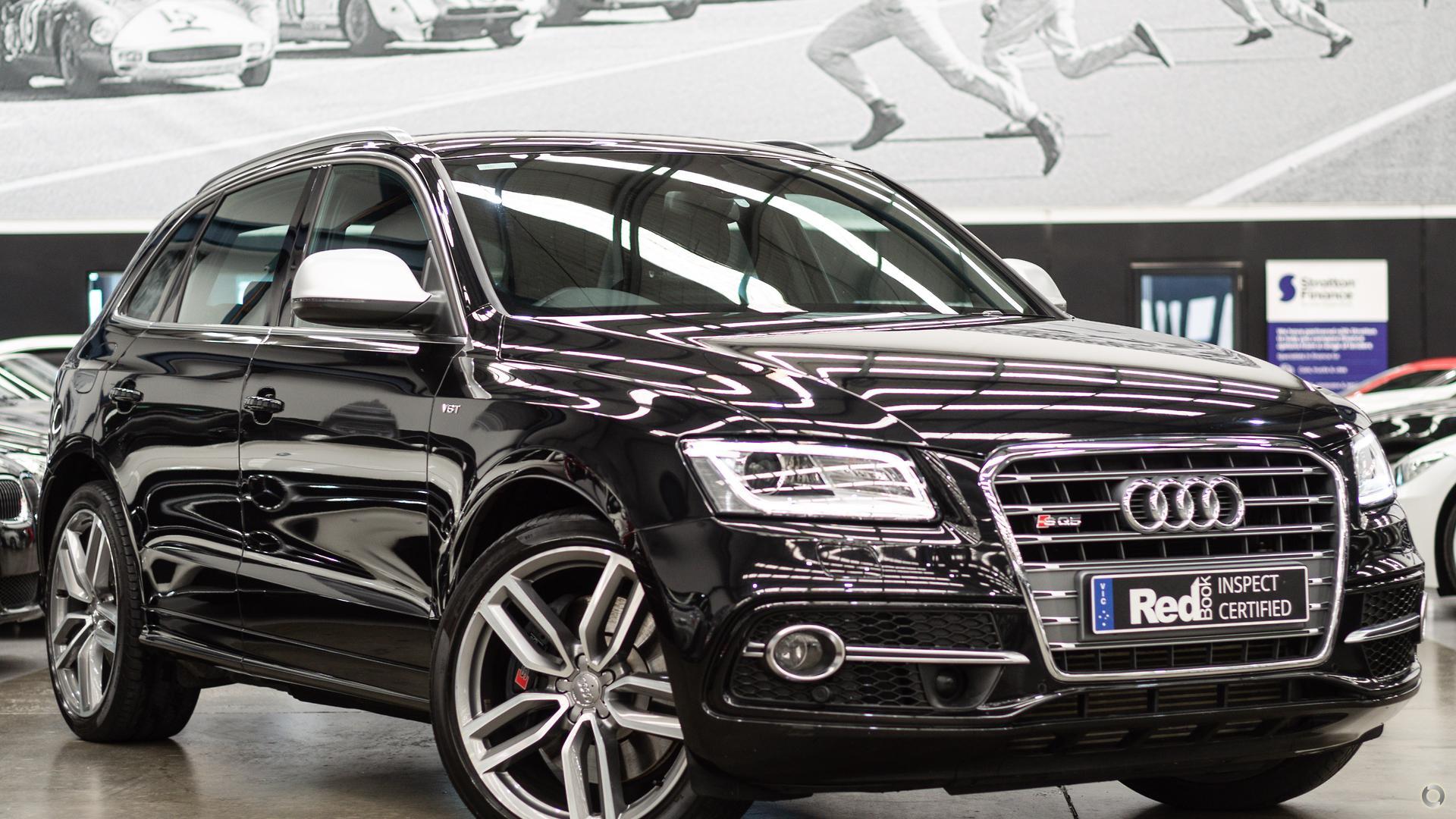 2013 Audi SQ5 8R