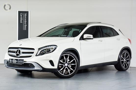 2017 Mercedes-Benz GLA 250