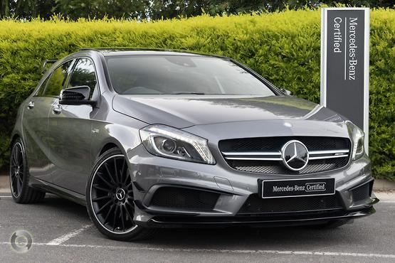 2015 Mercedes-Benz A 45 AMG