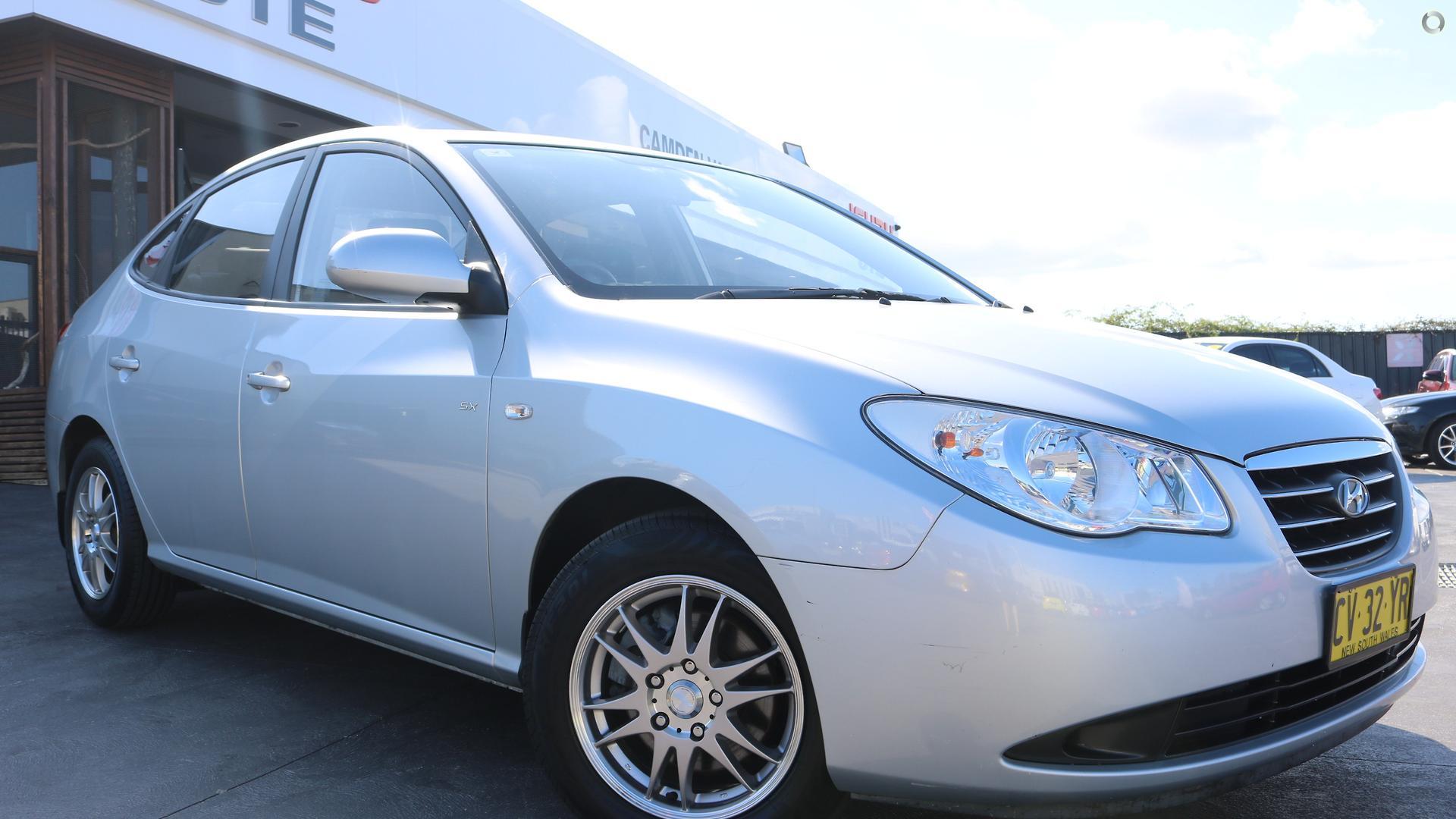 2006 Hyundai Elantra Elite XD