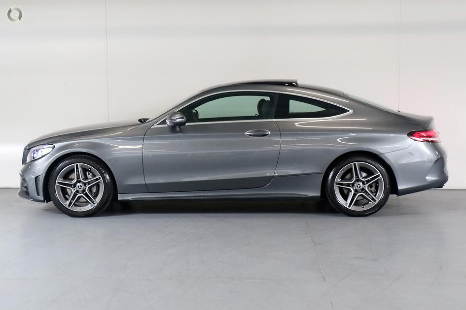 2018 Mercedes-Benz C 200 Coupe