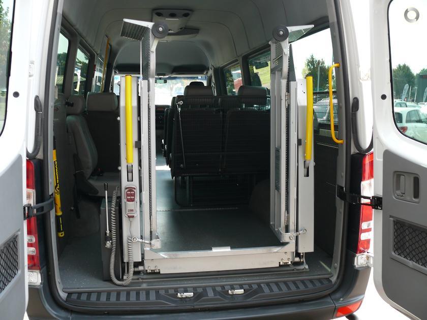 2009 Mercedes-Benz SPRINTER Van