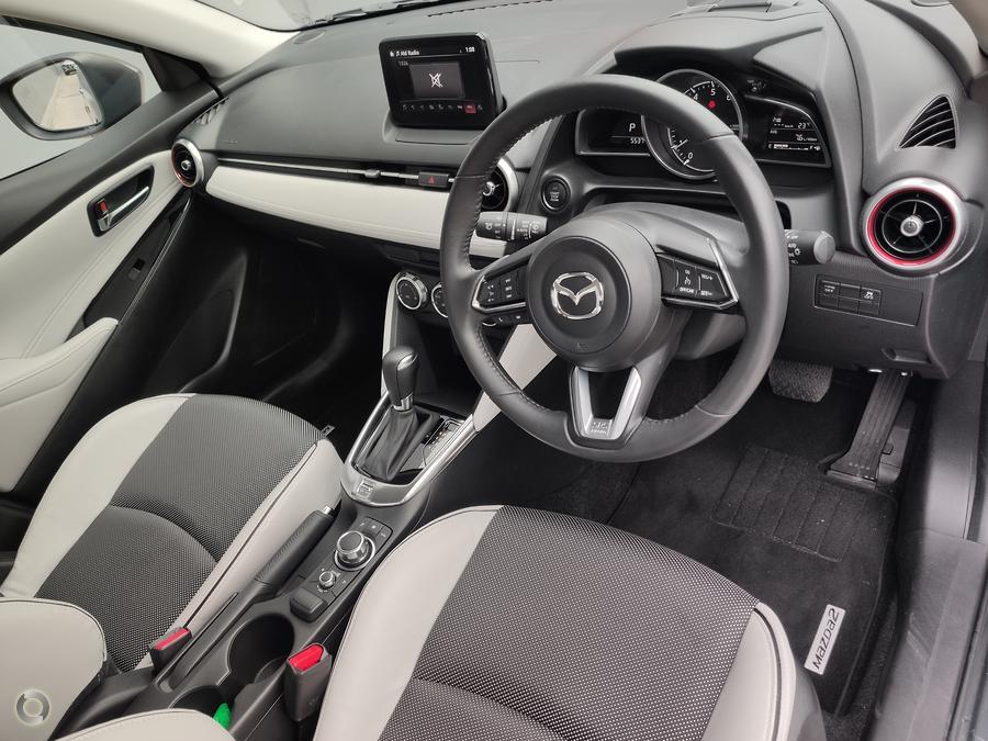 2018 Mazda 2 GT DJ Series