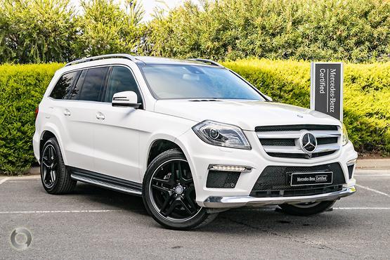 2015 Mercedes-Benz GL 350 BLUETEC