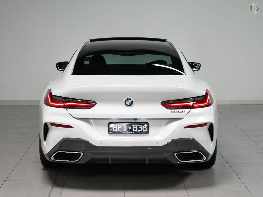 2019 BMW 840i M Sport