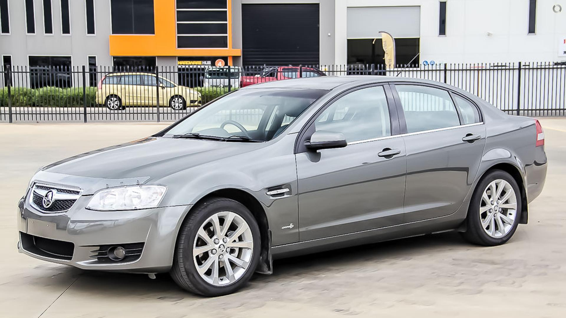 2010 Holden Berlina International VE Series II
