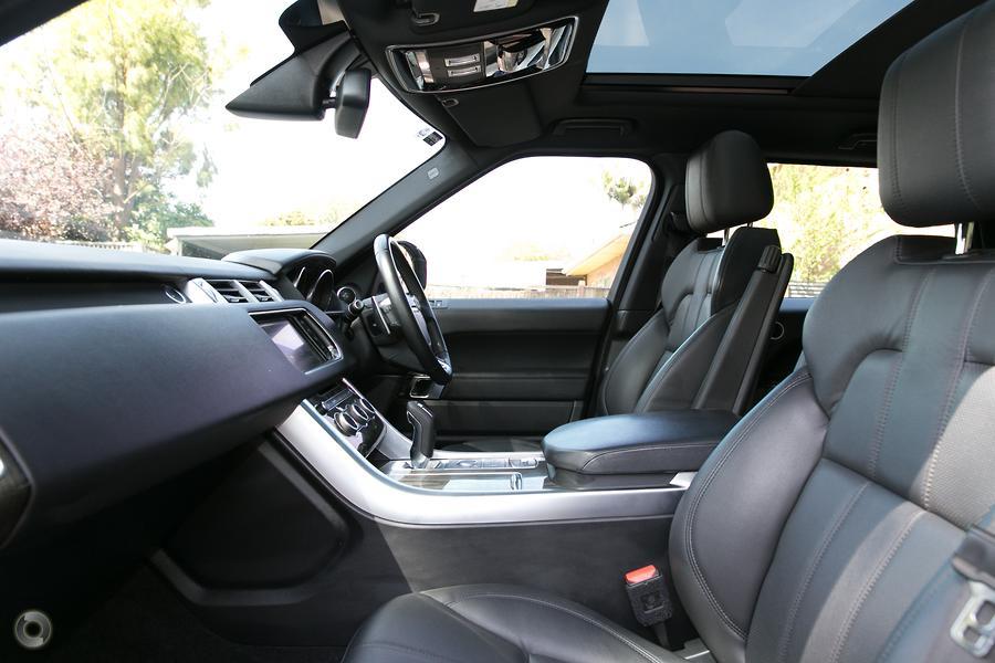 2015 Land Rover Range Rover Sport TDV6 SE L494