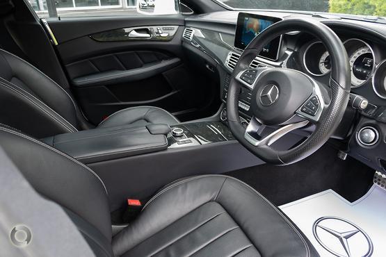2017 Mercedes-Benz CLS 250 D