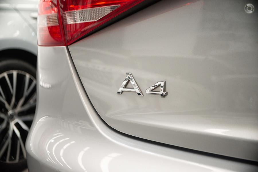 2012 Audi A4  B8