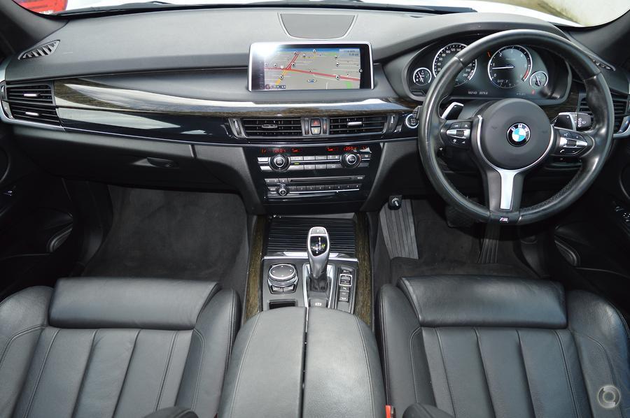 2016 BMW X5 xDrive30d F15