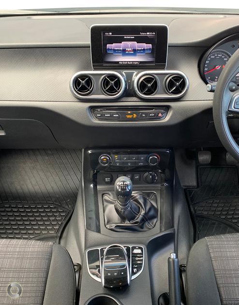 2018 Mercedes-Benz X 250 D PURE Utility