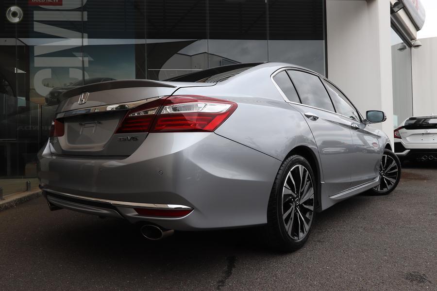 2017 Honda Accord V6L 9th Gen