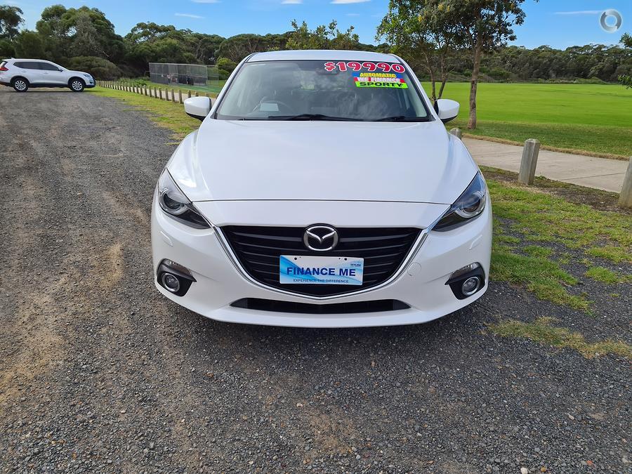 2014 Mazda 3 SP25 GT BM Series