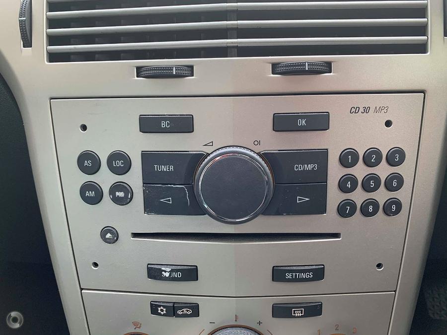 2007 Holden Astra CD AH