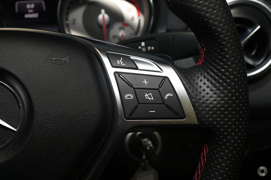 2015 Mercedes-Benz GLA 200 CDI Wagon